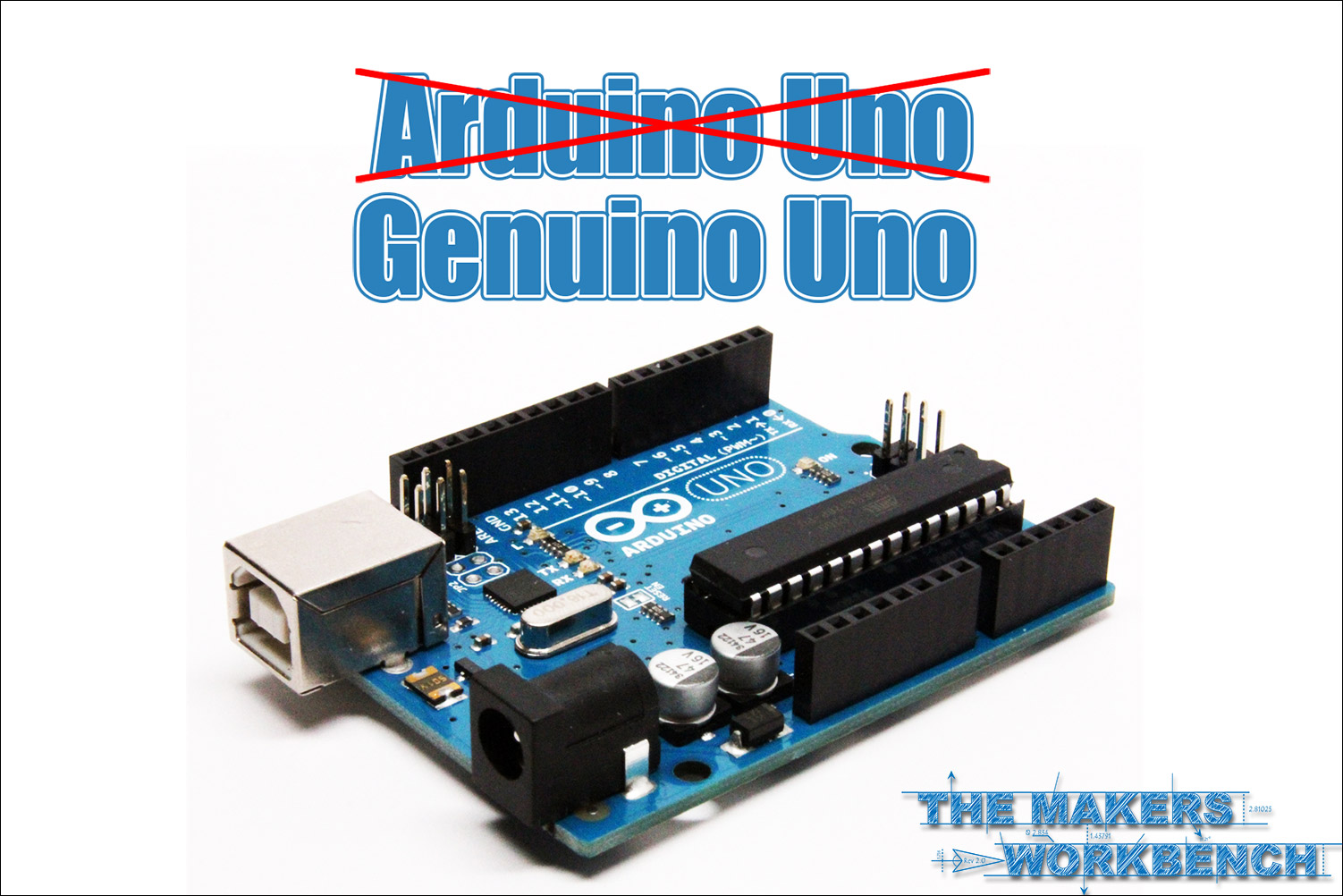 Arduino.cc and Adafruit rebrand Arduino into Genuino admist legal issues.