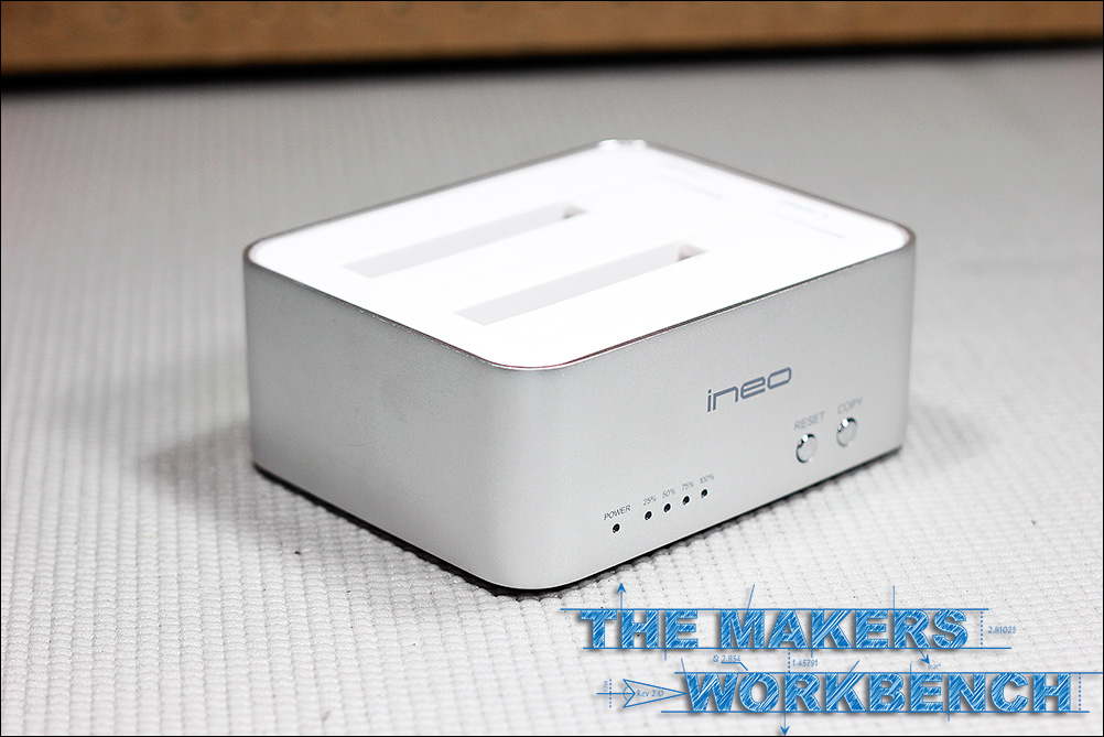 INEO I-NA320U+ HDD Docking Station