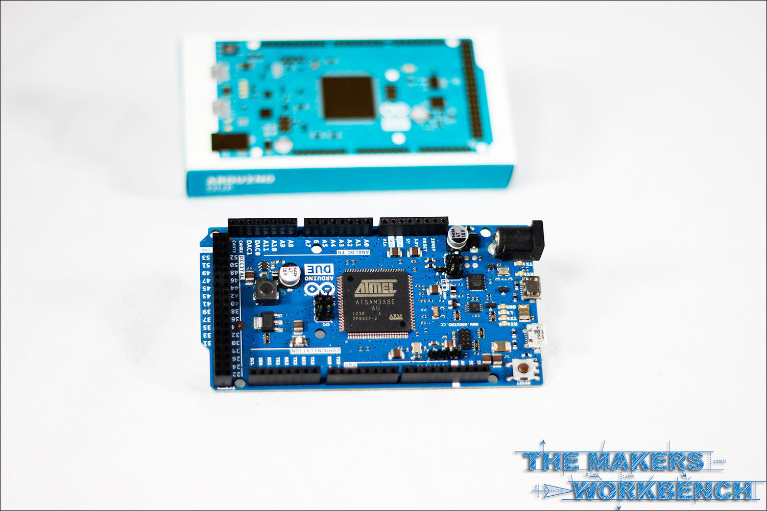 Arduino Due Overview