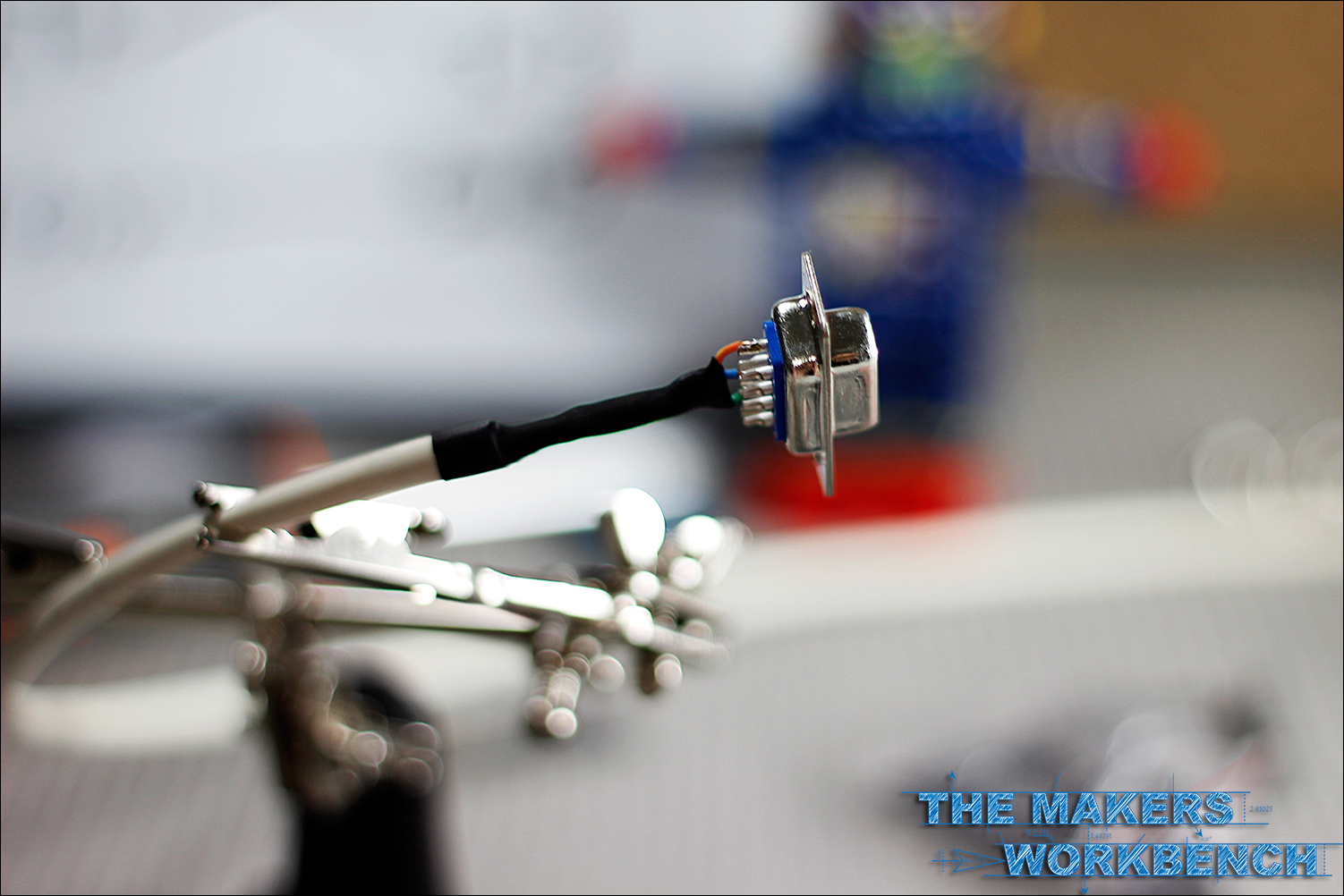 DIY Meade 505 Cable. Telescope to PC Control Cable for Auto Guiding