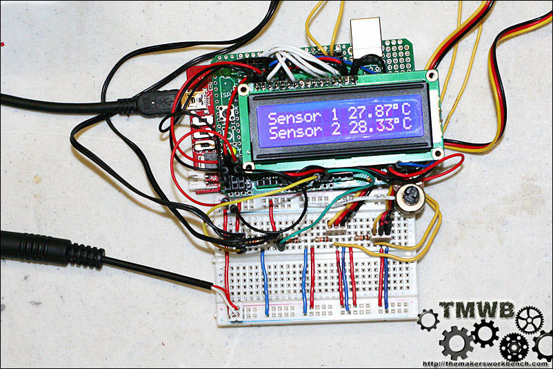 Reading Temperature with an Arduino
