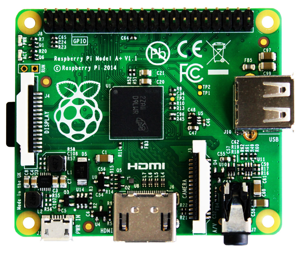 Raspberry Pi Model A+ has been released!