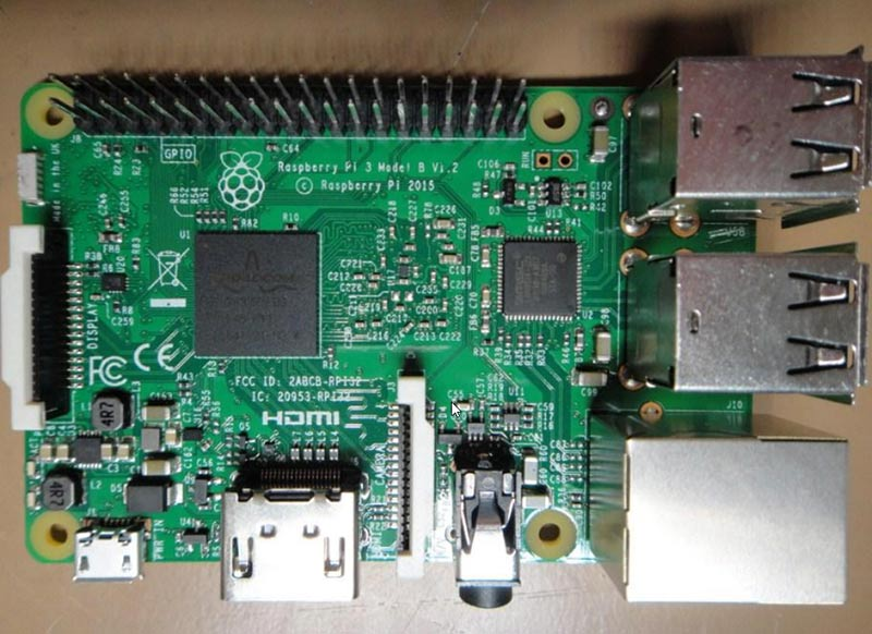Raspberry Pi 3 Featured Bluetooth and WiFi
