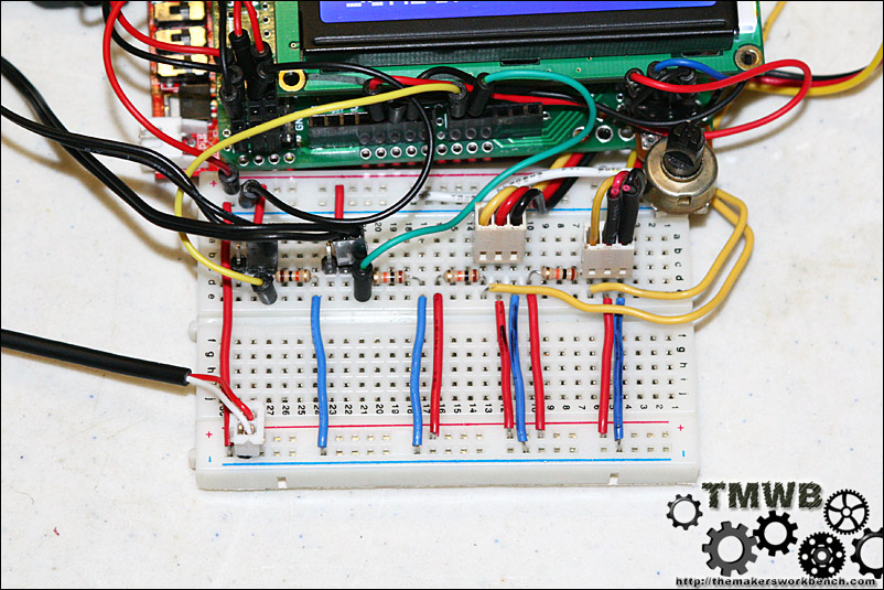 Reading PC Fan RPM and Waterpump RPM with Arduino