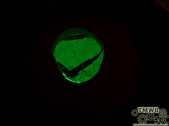 LED Lit Yoda Pumpkin